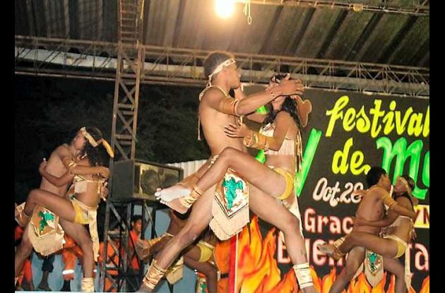 se llevará a cabo en Buenavista el festival de Mapalé.