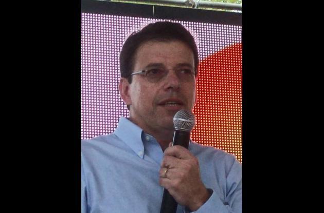 Ricardo Escobar, presidente de Cerro Matoso.