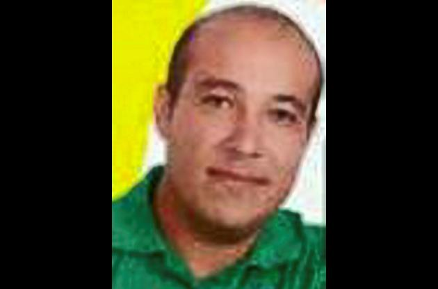Argemiro Márquez Mercado, muerto en accidente.