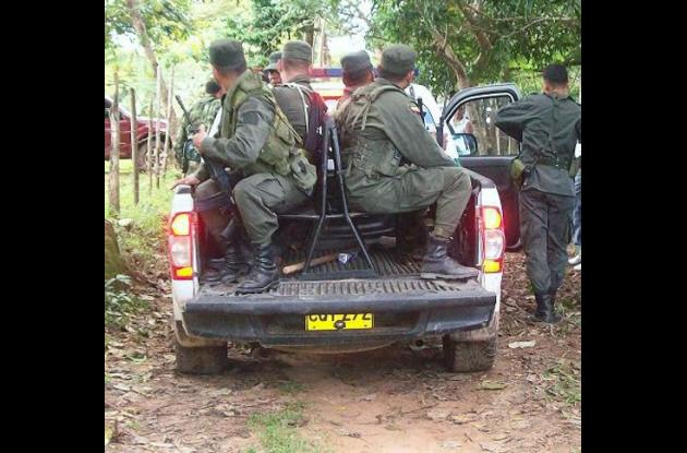 La presencia de las autoridades había aplacado la ola violencia  en Buenavista