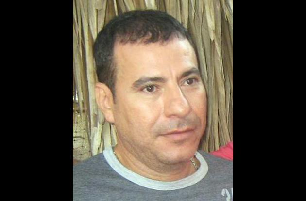 Musa Náder Vargas, ganadero asesinado.