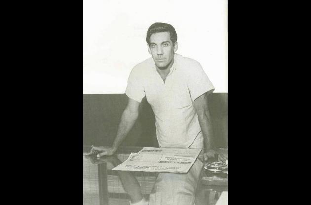 Álvaro Cepeda Samudio.