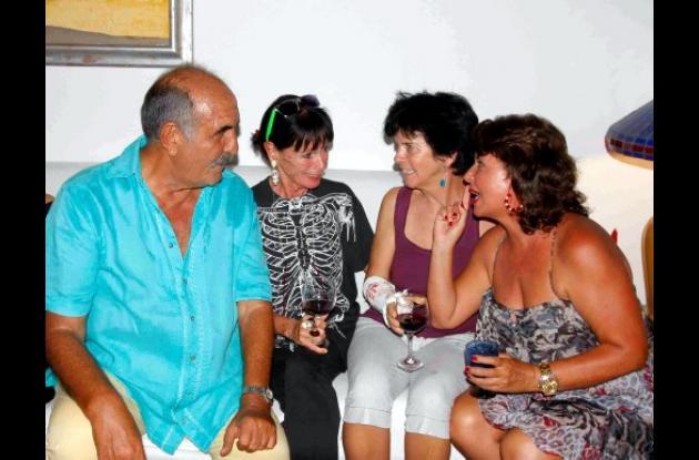 Fiesta ofrecida por Salvo y Jackeline de Basile