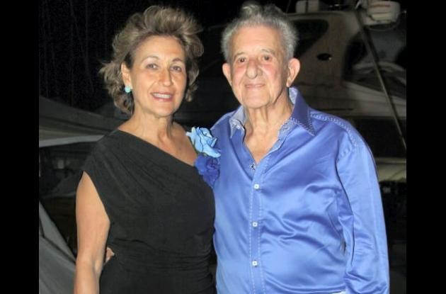 Cumpleaños de Enrique y Anye de Zurek