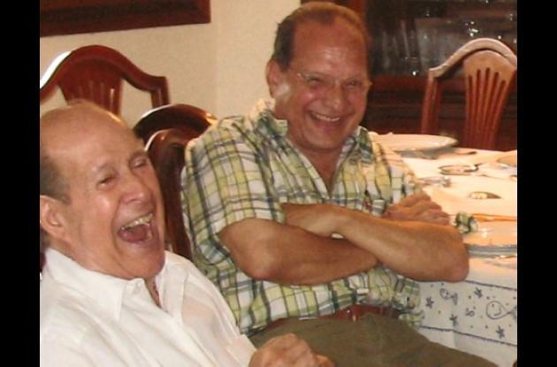 Alfredo Villalba Bustillo y Vicente Martínez Emiliani.