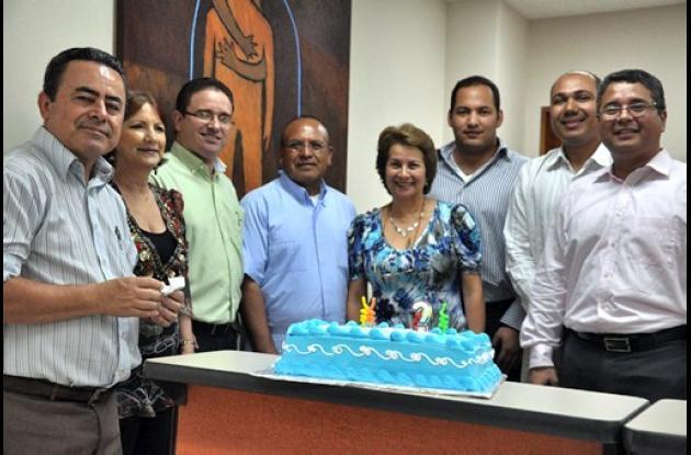 Cumpleaños de Fray Pablo Castillo Nova