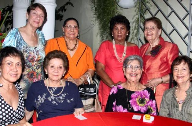 Cumpleaños de Soledad Del Campo
