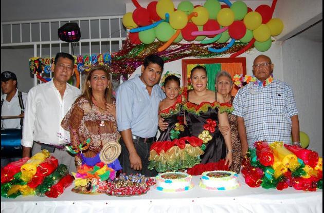 Cumpleaños de Juliana Pallares