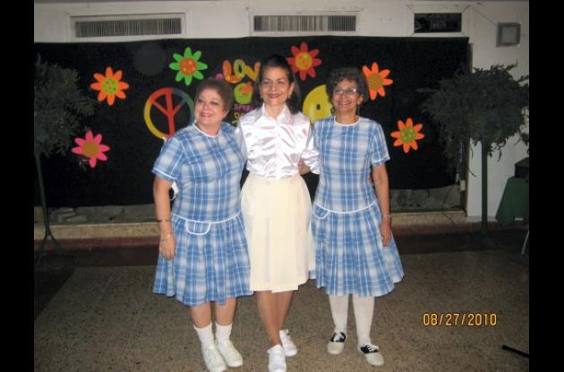 Encuentro de ex alumnas de La Presentación