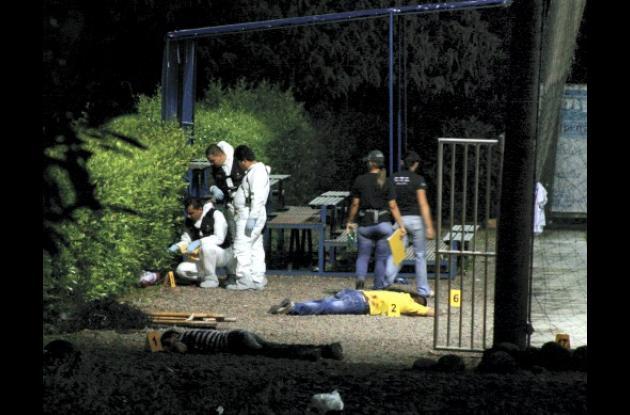 Seis personas murieron en masacre en Villavicencio
