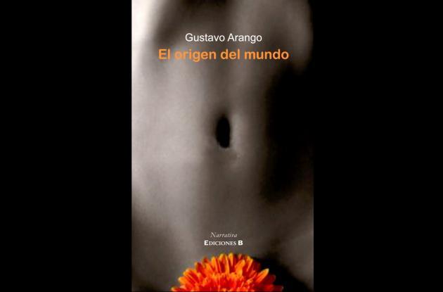 Portada de la obra de Gustavo Arango Toro
