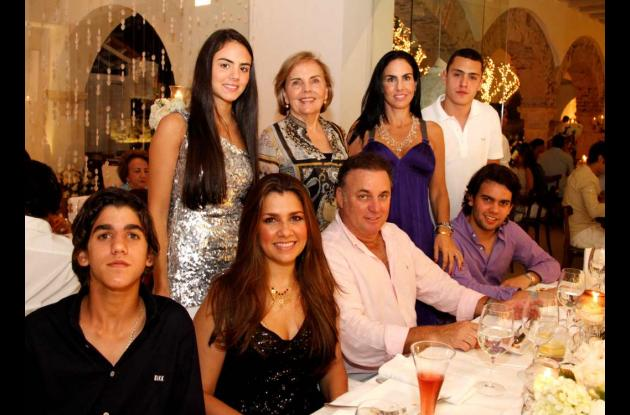 Fiesta en Tcherassi Hotel Spa