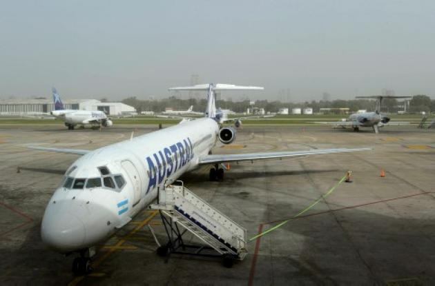 Cancelados vuelos por cenizas del volcán Peyehue
