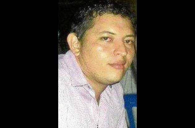 Juan Camilo Bernal Oviedo, muerto.