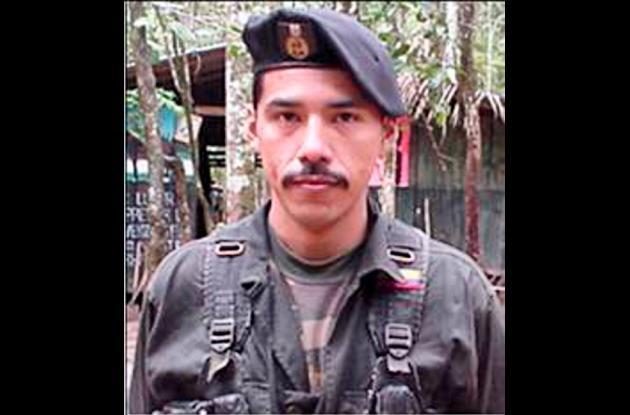 alias 'Octavio Cocopi' guerrillero de las Farc