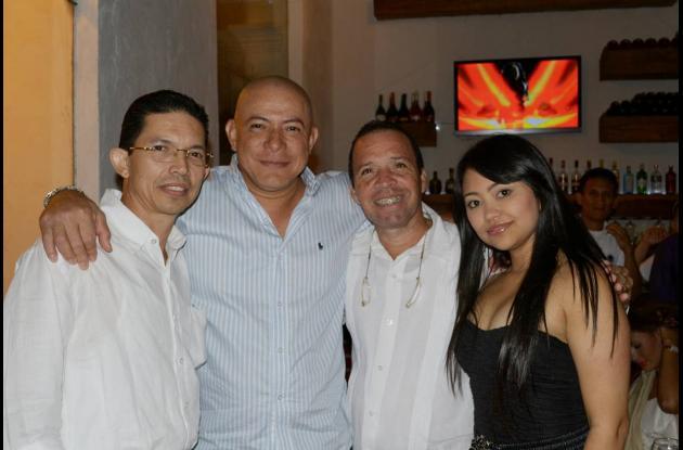 Cumpleaños de Amaury Muñoz