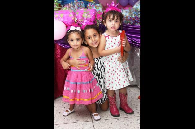 Cumpleaños de María Paula y María Camila Rodríguez
