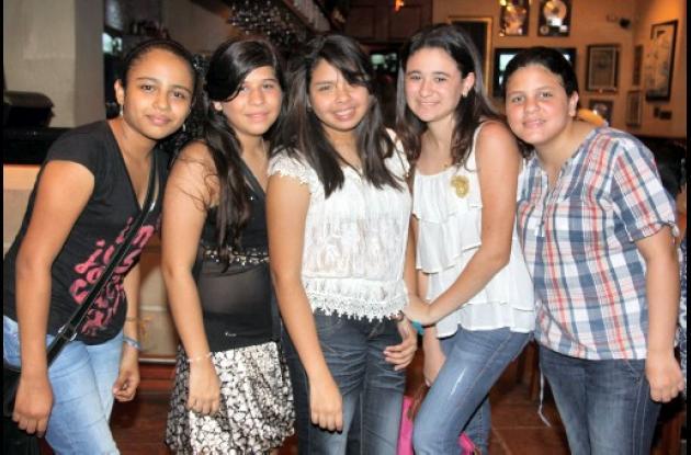 Cumpleaños de Susana Prieto