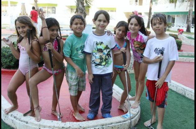 Cumpleaños de Lucas Araújo