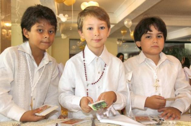 Primeras Comuniones del Montessori