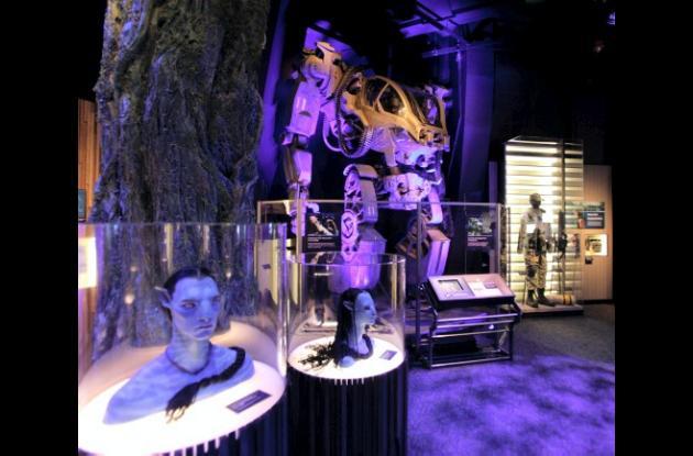 Museo dedica una exposición a Avatar
