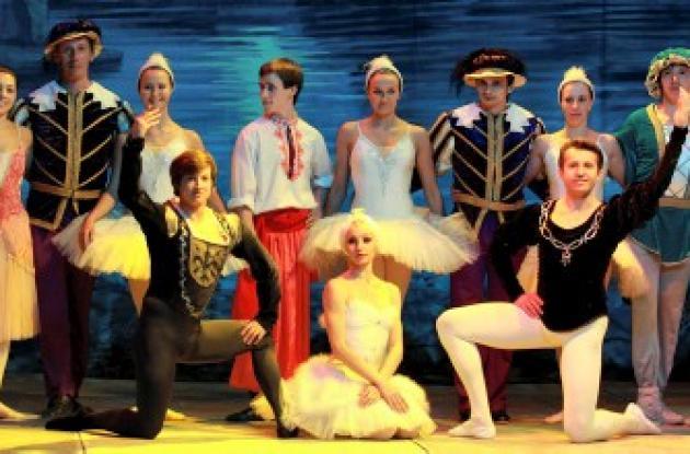 El Ballet de Rusia inicia su gira por Colombia