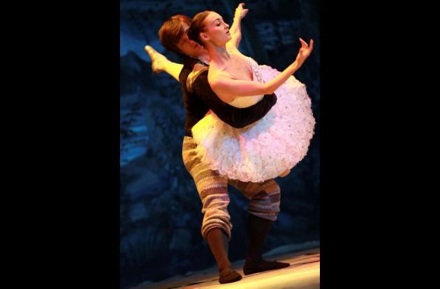Ballet estatal de moscu fundado en 1921.