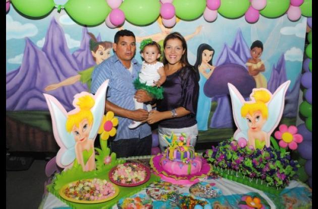 Cumpleaños de Sofía