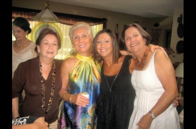 Cumpleaños de Erlinda Morales