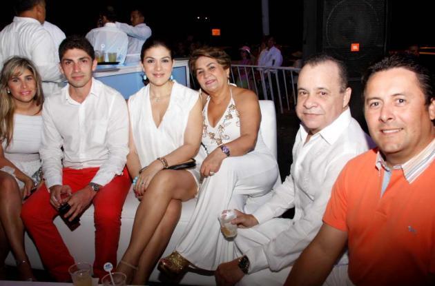 Coctel de Yacht Center Colombia