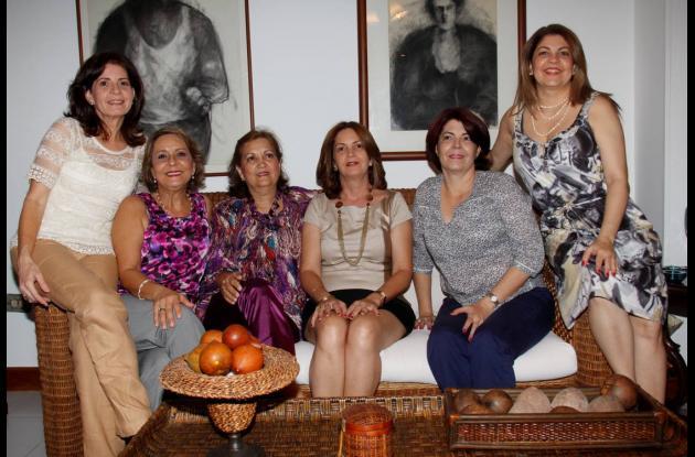 Cumpleaños de Gioconda Vélez