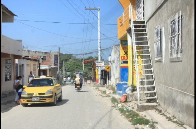 Barrio La Consolata