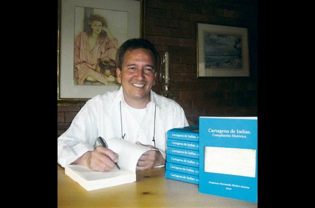 El historiador Francisco Muñoz Atuesta.