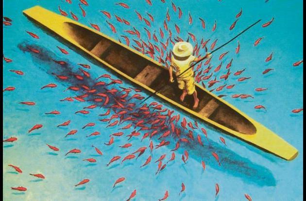 Pintura de Pedro Ruiz.