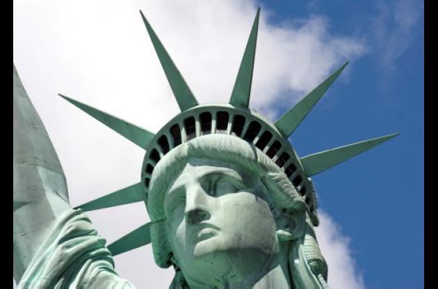La Estatua de La Libertad fue cerrada luego de los atentados del 11 de Sepetiembre de 2001.