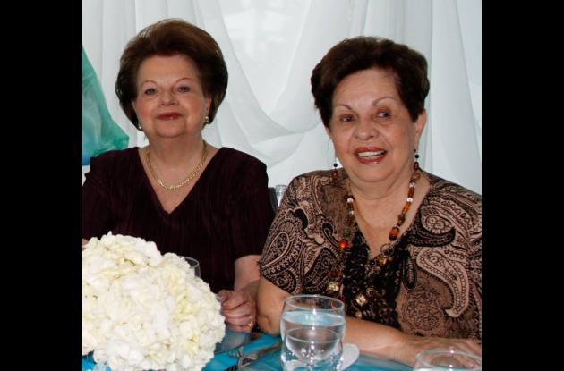 Cumpleaños de Angelina de Benedetti
