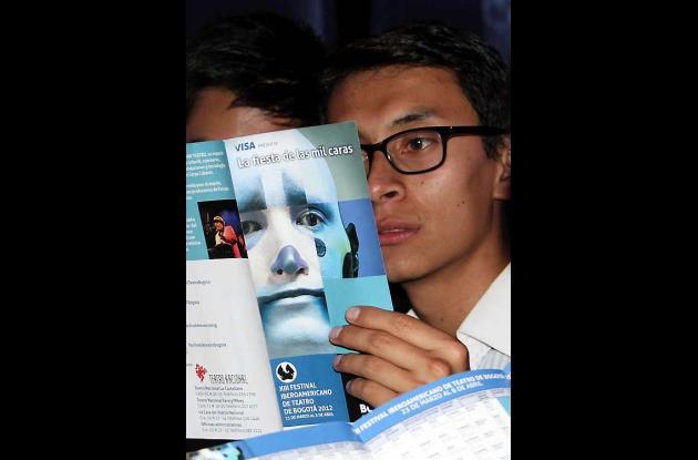 Lanzamiento del XIII Festival Iberoamericano de Teatro 2012