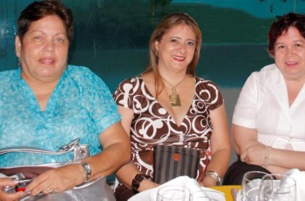 Cumpleaños de Alicia Rey de Ardila.