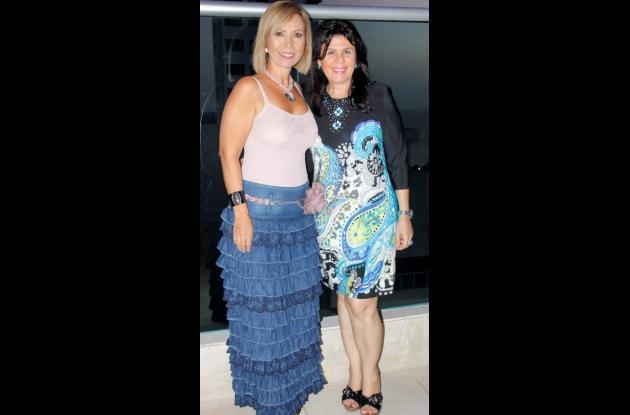 Cumpleaños de Carmen Navarro de De La Ossa