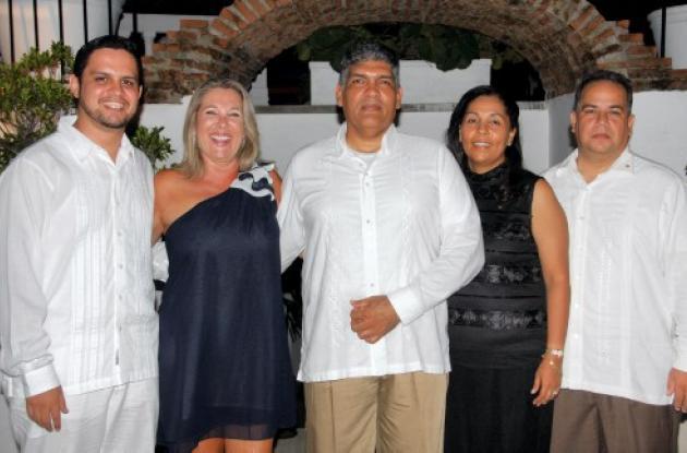 Transmisión de mando del Club Rotario Cartagena Empresarial