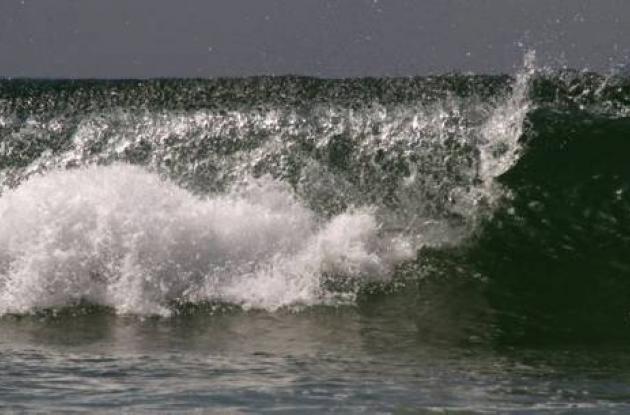 """Las olas"", serie fotográfica de Max Steven Grossman"
