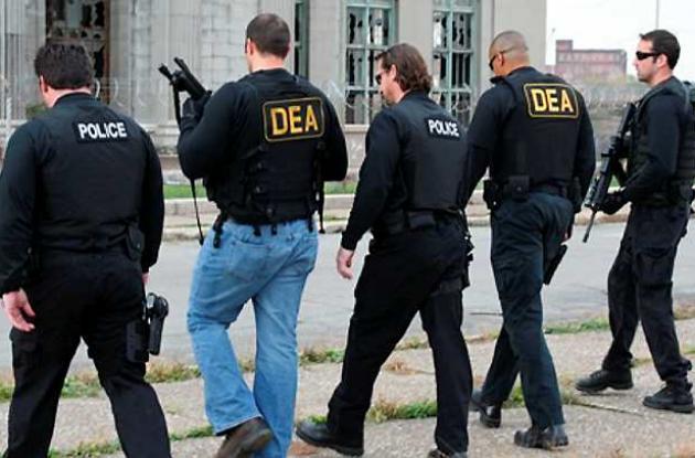 Agentes de la DEA en EE.UU. lavaron dinero para una investigación