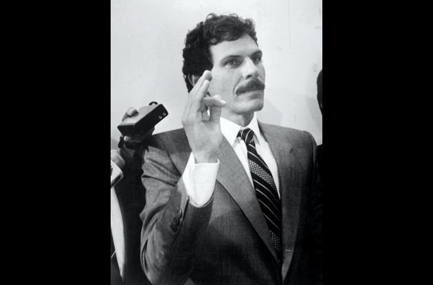 Carlos Pizarro (Cartagena 1951- Bogotá 1990).