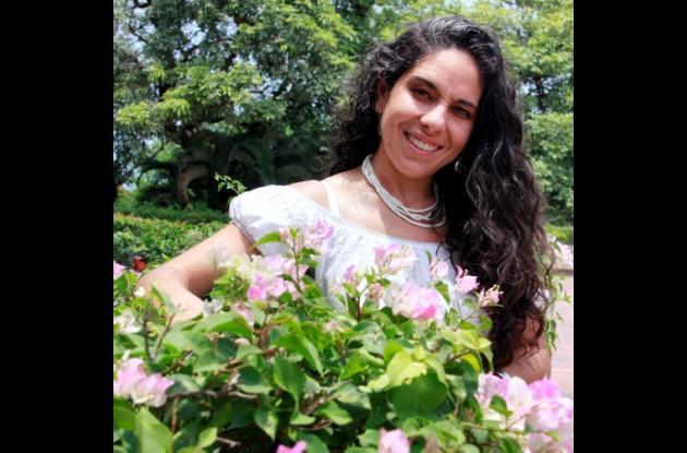 María José Pizarro, hija de Carlos Pizarro.