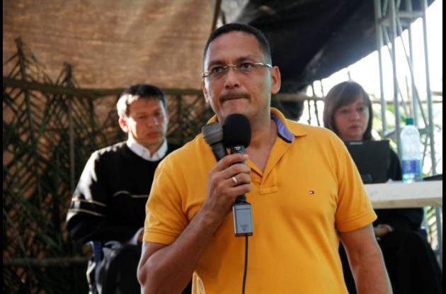 Úber Enrique Banquez Martínez, alias Juancho Dique.