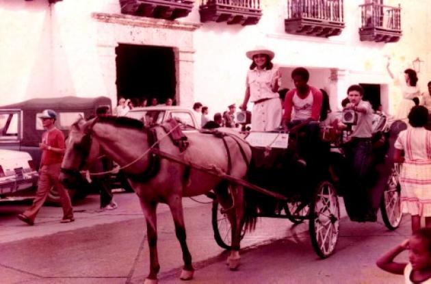 Semana Cultural de la Tadeo Lozano en 1984.