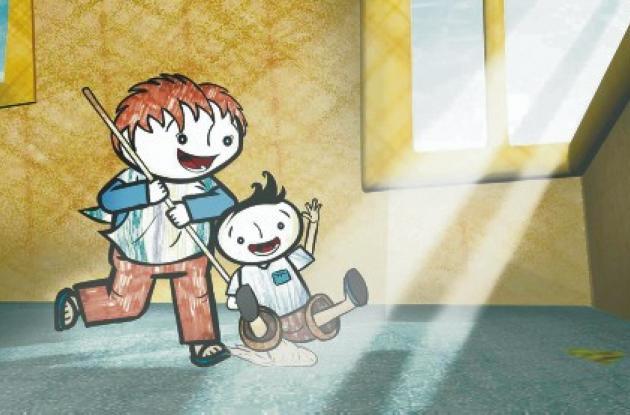"""""""Pequeñas voces"""", filme animado colombiano"""