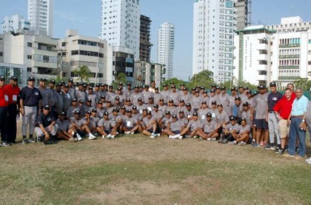 El IV Seminario de Entrenadores de béisbol organizado por la Copabe ha sido todo un éxito en Cartagena. Es el abrebocas para la Liga Caribeña que comenzará el 14 de agosto.