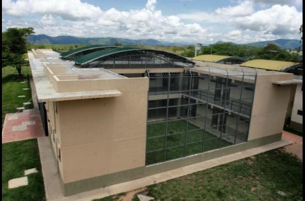 Centro penitenciario de Tolemaida