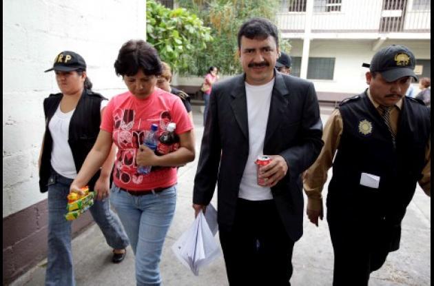 AFP Presidencia Guatemala